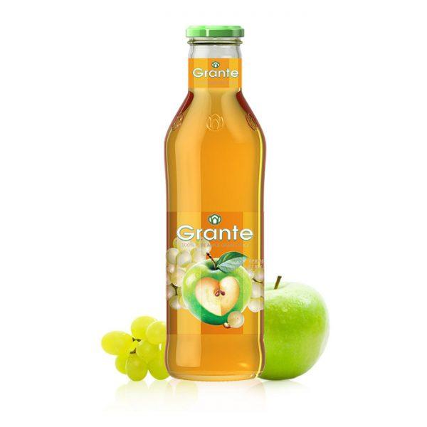 Jablečno-hroznová šťáva