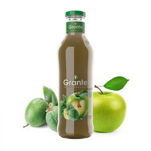 Feijoa-jablečná šťáva